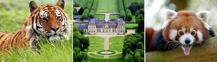 Hotel 3 étoiles proche Paris - Tourisme Evreux - Hôtel Golf Parc Hersant