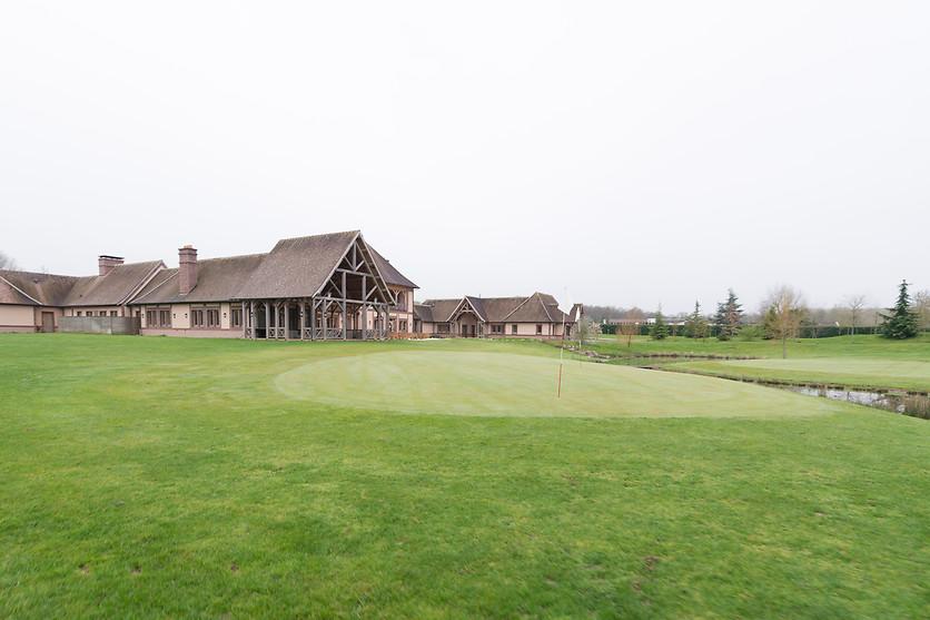 Parcours Golf Parc Robert Hersant - Hotel Golf de charme - Hotel Golf Parc Hersant