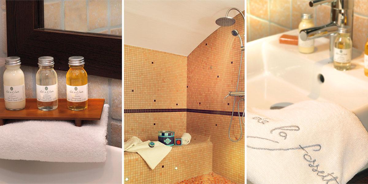 Hôtel 4 étoiles Le Lavandou - Var - Côte d'Azur - Hammam - Hôtel de la Fossette