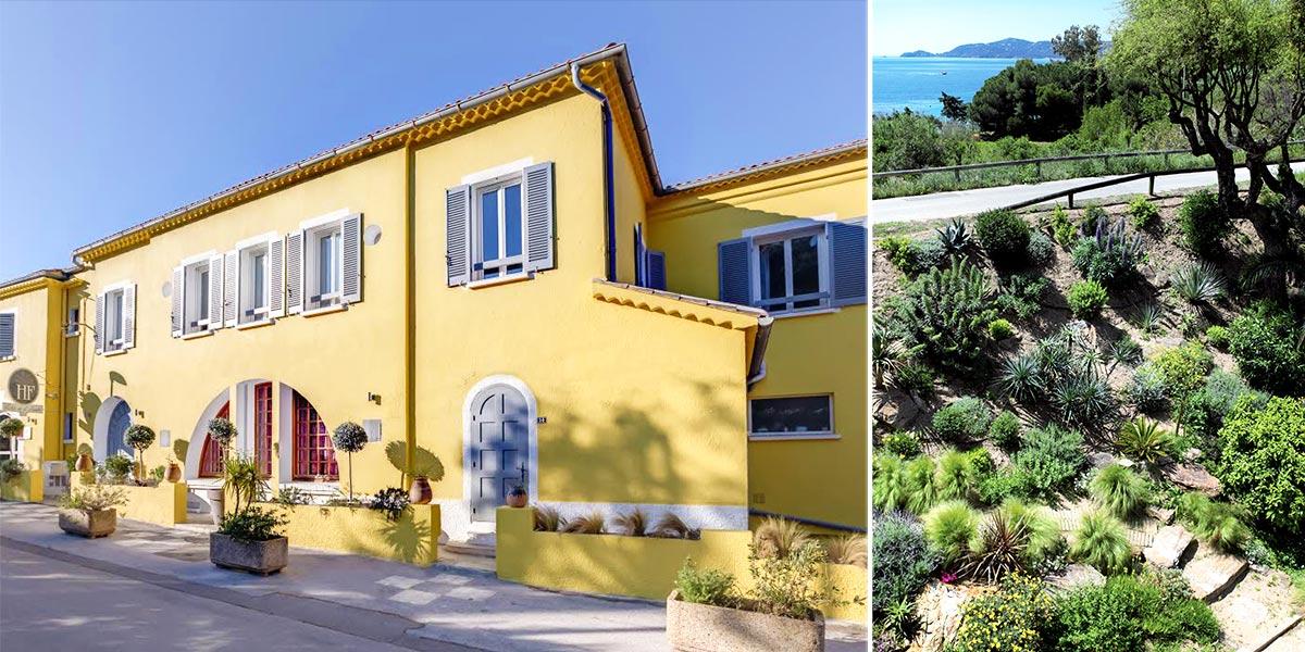 Hôtel 4 étoiles Le Lavandou - Var - Côte d'Azur - Hôtel de la Fossette
