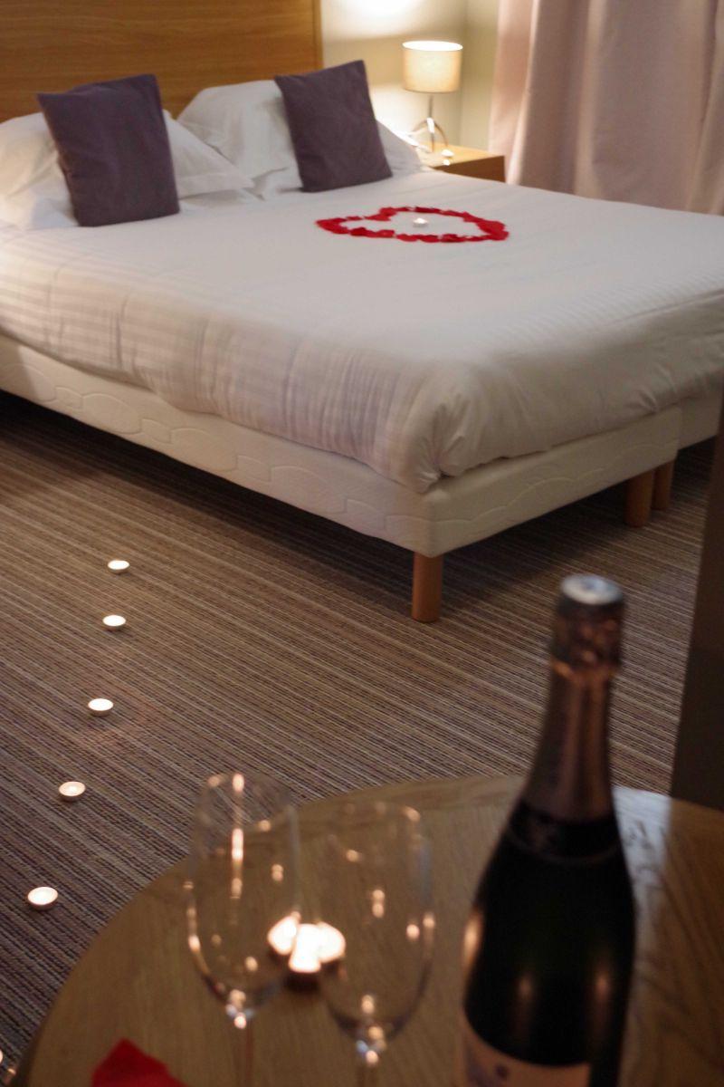 Hotel du château la rochelle où dormir saint valentin