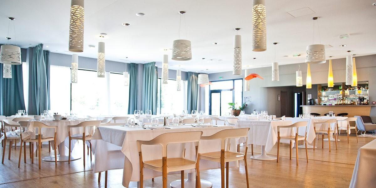 Hôtel spa 4 étoiles Charente-Maritime - Restaurant gastronomique - Hôtel & spa du château