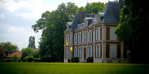 Château Hôtel Golf Pontoise - Ennery - Château de l'Hermitage