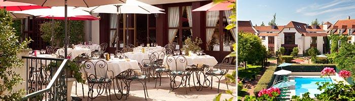 Hôtel mariage Ile de France - Organisation de mariages - Hôtel 4 étoiles Manoir de Gressy