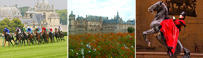 Tourisme en Ile de France - Chantilly - Hôtel 4 étoiles Manoir de Gressy