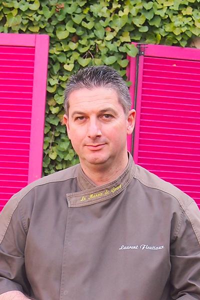 Restaurant gastronomique près de Paris - Laurent Fleutiaux - Hôtel 4 étoiles Le Manoir de Gressy (77)