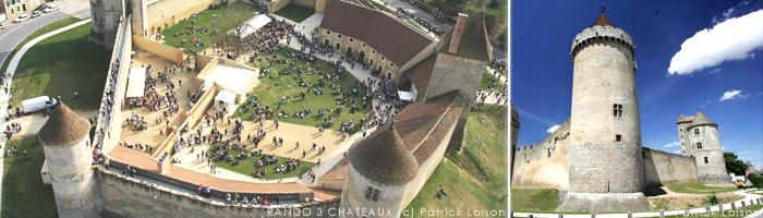 Tourisme en Ile de France - Château Fort de Blandy les Tours - Hôtel 4 étoiles Manoir de Gressy