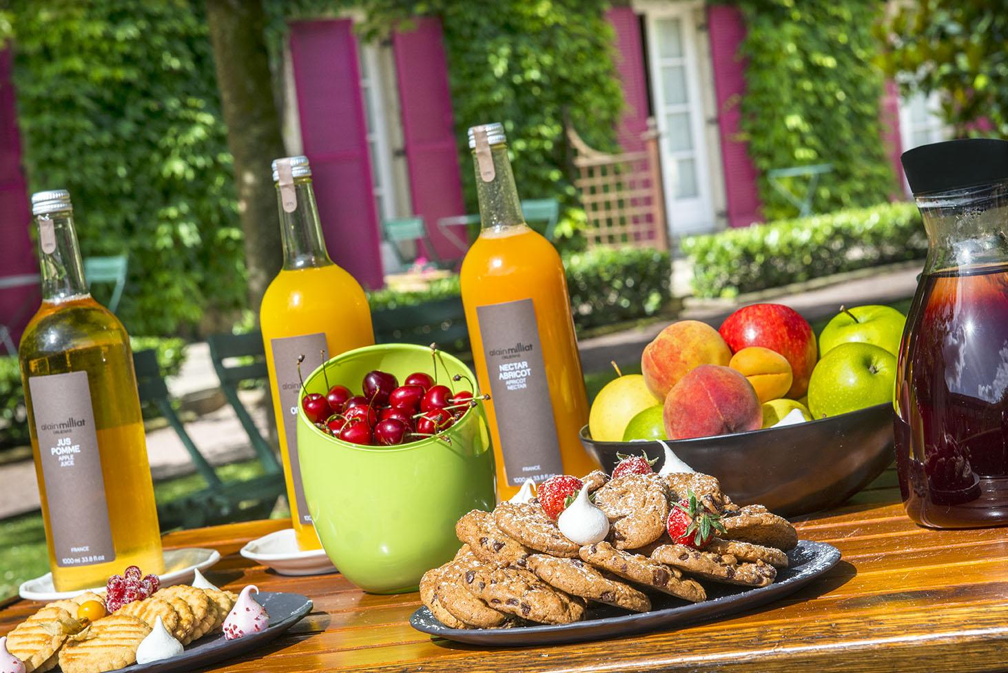 Pause-café Forfait Meet Inclusive au Manoir de Gressy