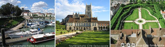 Tourisme en Ile de France - Meaux - Hôtel 4 étoiles Manoir de Gressy